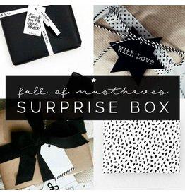 SURPRISE BOX EXTRA ☆ T.W.V. MINIMAAL €50!