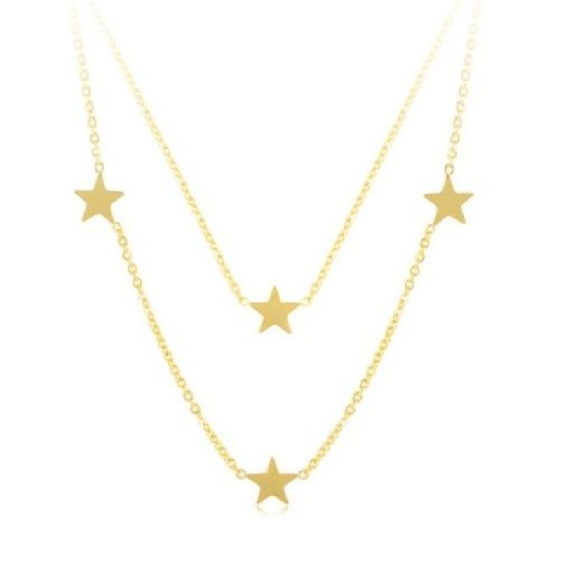 FALLING STARS - GOLD