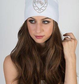 Jersey Mütze - weiß