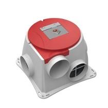 Stork Comfofan CO2 ventilator + RF hoofdbediening met CO2 sensor