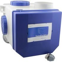 CVE eco fan ventilator box RFT SP 325m3/h - perilex 545-5036