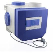 CVE eco fan ventilator box RFT SE 325m3/h - euro stekker 545-5026