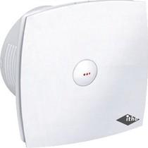 BTV 400HT badkamer / toilet kanaalventilator wit 78 m3/h Timer en Hygrostaat 342-0030