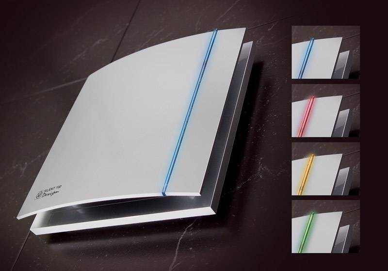 Bestel Soler + Palau Silent Design 200CZ aan/uit Badkamer/ toilet ...