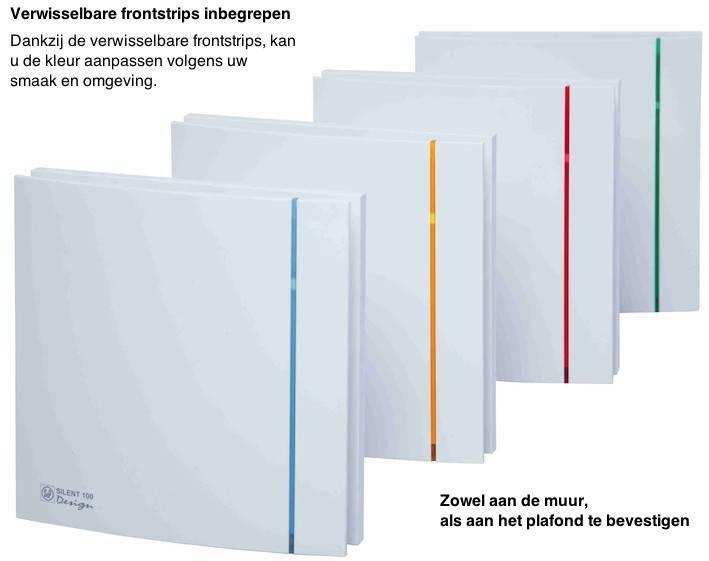 Bestel Soler + Palau Silent Design 200CHZ TIMER + VOCHTSENSOR ...