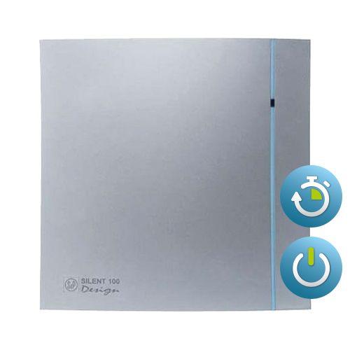 Bestel Soler + Palau Silent Design 100CRZ TIMER Badkamer/ toilet ...