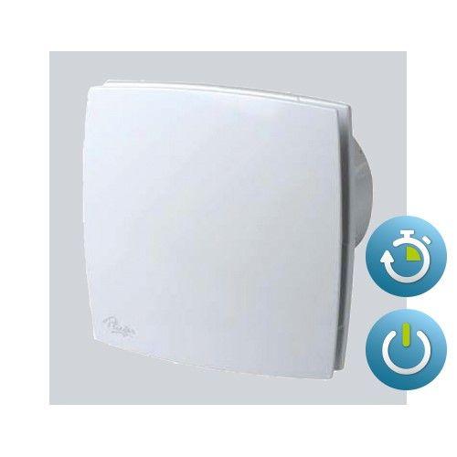 bestel design badkamer toiletventilator 90 m3 h aan uit timer dia 100mm 4414062 met. Black Bedroom Furniture Sets. Home Design Ideas