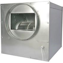 Afzuigbox 250 m3/h staal geisoleerd