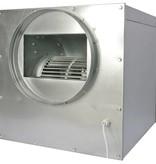 FilterFabriek Huismerk Afzuigbox 1500 m3/h staal geisoleerd afzuiger
