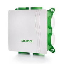 DucoBox Silent 400 m3/h (systeem C) met randaarde stekker