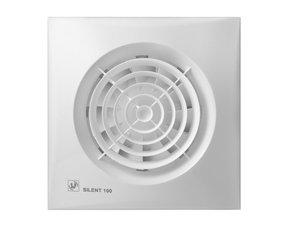 Badkamer- Toilet ventilatie