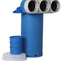 Uniflexplus ventielcollector 3 x dia 63mm met schuifhuls 250mm en speciedeksel dia125