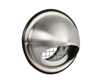 Bolrooster RVS304 dia 125 mm