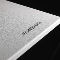 Aluminium infrarood verwarmingspaneel 400x900 mm 350 Watt + RF ontvanger