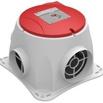Comfofan S R ventilator + RFT ontvanger - euro stekker