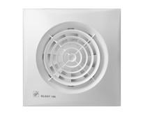 S&P Silent 100 CRZ TIMER Badkamer / toilet ventilator - dia 100mm