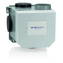 CVE-S eco fan ventilator box high performance RFT HE + vochtsensor - euro stekker