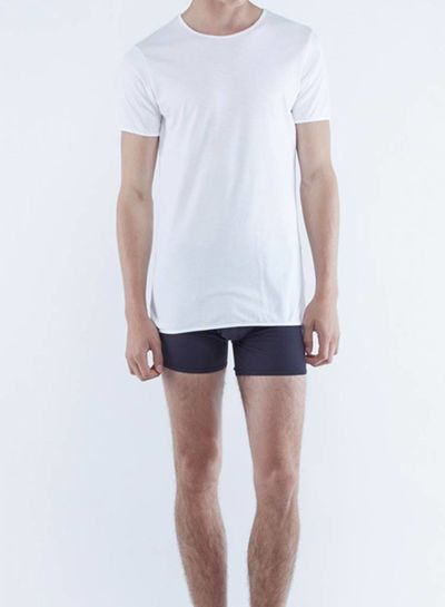 The White Briefs EARTH Basic T-Shirt
