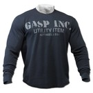 GASP Thermal Gym Sweater - Asphalt