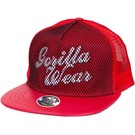 Gorilla Wear Men's Mesh Cap - Red