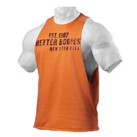 Better Bodies Graphic Logo Sleeveless - Orange