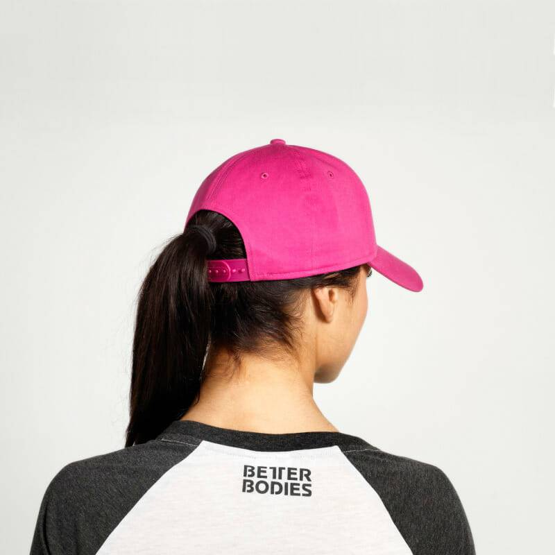 b663d4ef094 Better Bodies - Women Baseball Cap Pink - available at Real ...