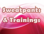 Sweatpants and trainings ♀