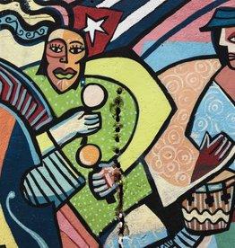 Straßenmusiker aus Kuba