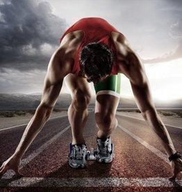 Motivationsbild Rennläufer
