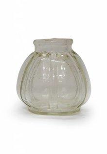 Kroonluchter Bolletje, Helder Glas