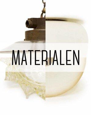 Lampen per Materiaal