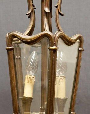 Bronzen Lampen