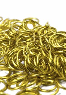 Kroonluchter Onderdelen, Ringetje, 0.9 cm