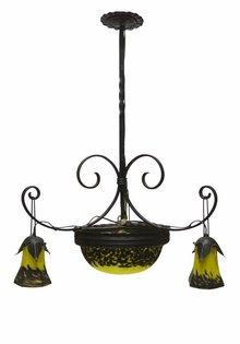 Franse Antieke Hanglamp