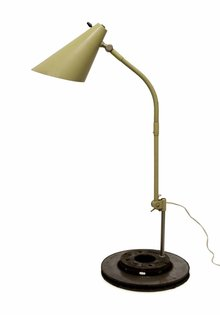 Hala, Zeist Bureaulamp, Jaren 50, Apart Model