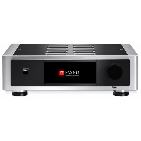 NAD M12 High-end Stereo Vorverstärker