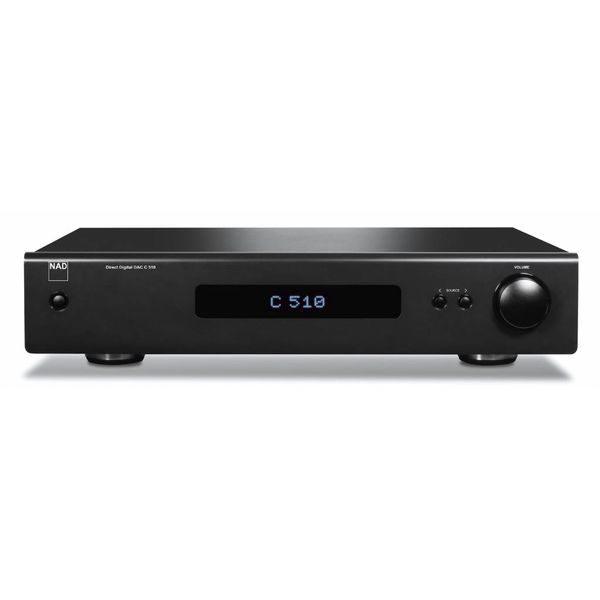 NAD C 510 Digital-Analog-Wandler (DAC)