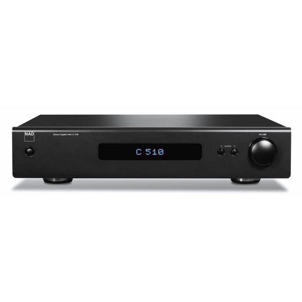 NAD C 510 RSE Digital-Analog-Wandler (DAC)