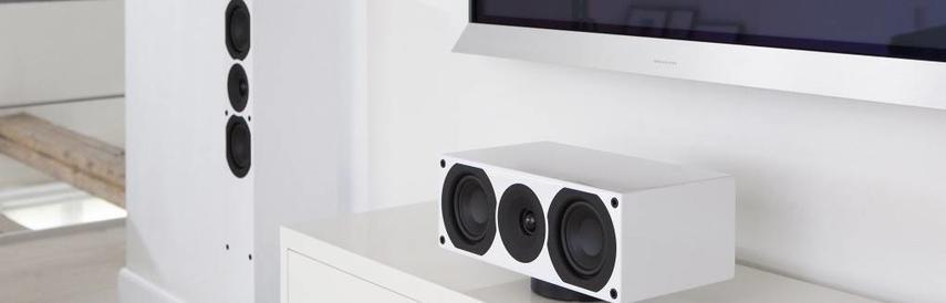 Center / Surround-Sound Lautsprecher