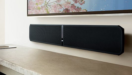 Bluesound Pulse-Soundbar