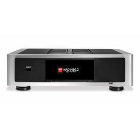 M50.2 High-end Netzwerk Player + CD-Ripper