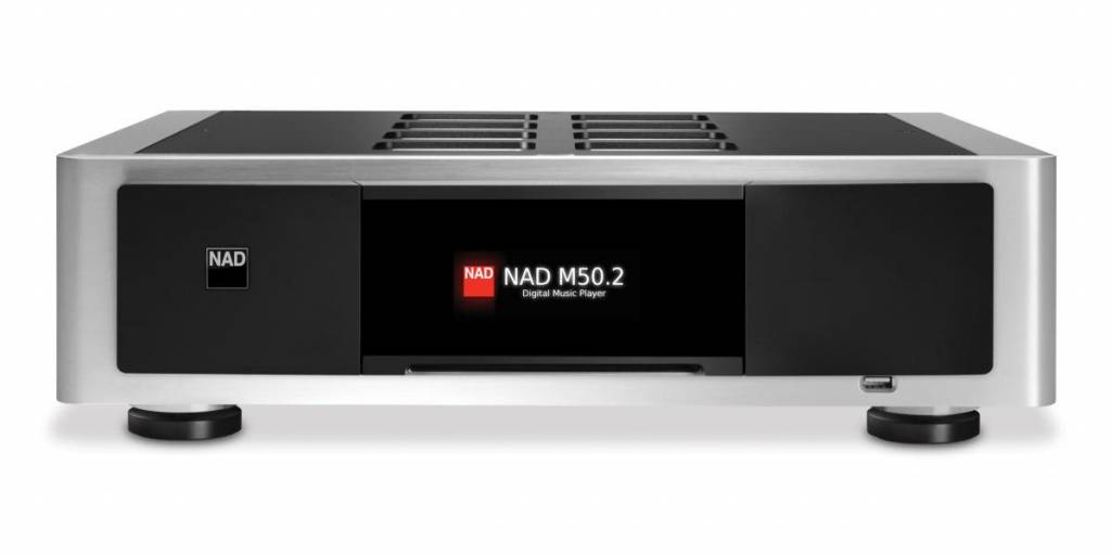 nad m50 2 high end netzwerk player cd ripper pure audio. Black Bedroom Furniture Sets. Home Design Ideas