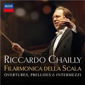 Riccardo Chailly, Filarmonica della Scala - Overtures, Preludes & Intermezzi - Audio-CD