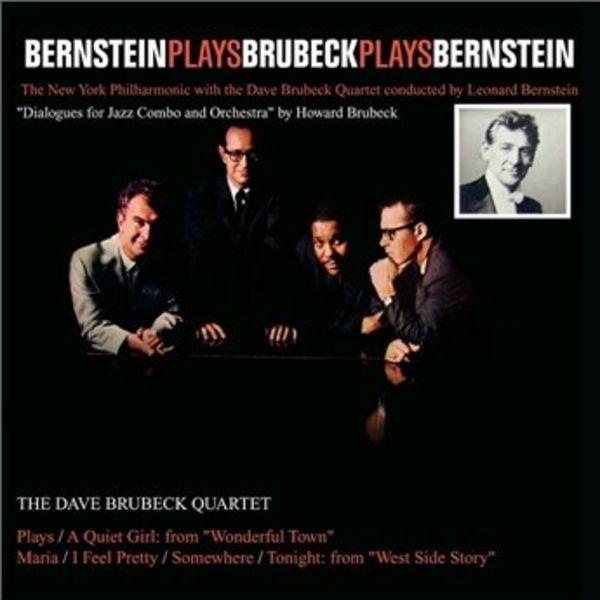 Dave Brubeck - Dave Brubeck plays Bernstein - Vinyl