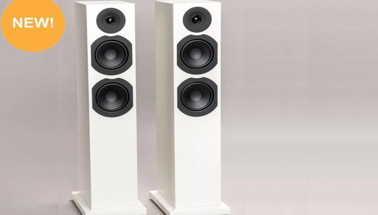 Klein aber oho - SA Saxo 40 Lautsprecher