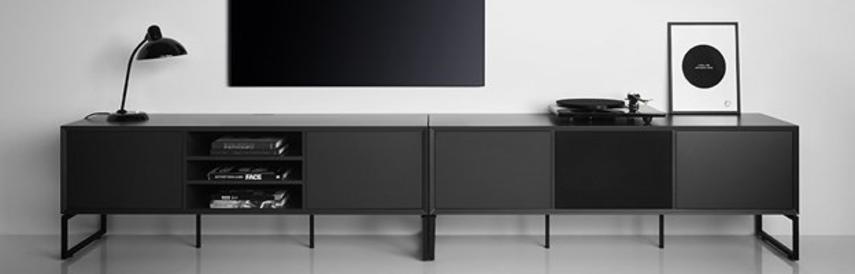 hifi m bel design pure audio. Black Bedroom Furniture Sets. Home Design Ideas