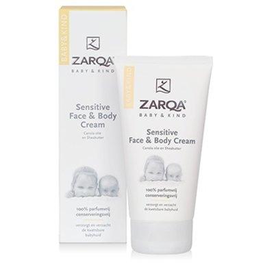 Zarqa Baby Sensitive Face & Body Cream