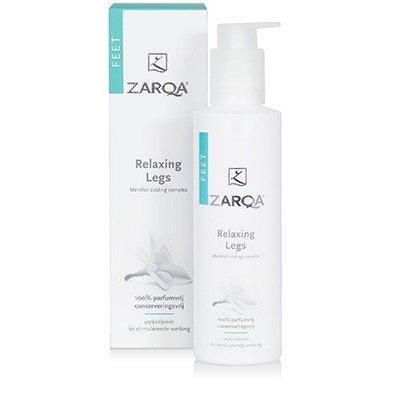 Zarqa Relaxing Legs