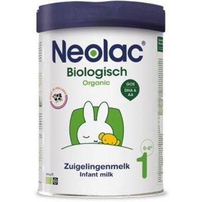 Neolac Organic Biologische Zuigelingenmelk 1