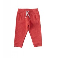 Little Label Basic sweatbroek boys & girls – almost red
